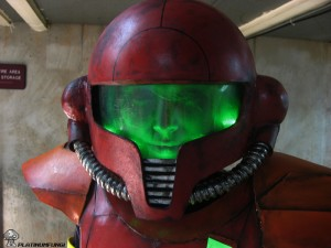 metroid cosplay samus aran