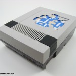 custom dragon warrior quest nes nintendo case mod platinum fungi platinumfungi led alefgard