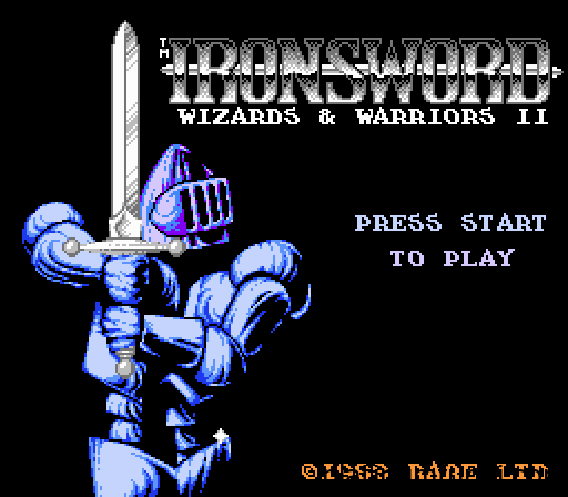 Ironsword - Ironsword