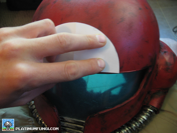 metroid helmet samus aran cosplay diy power suit nes snes super nintendo platinumfungi
