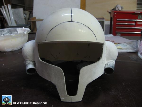 metroid helmet samus aran cosplay diy power suit nes snes super nintendo platinumfungi