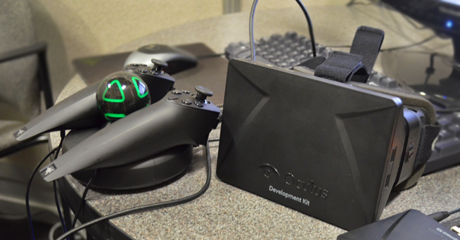 oculus rift razer hydra vr virtual reality