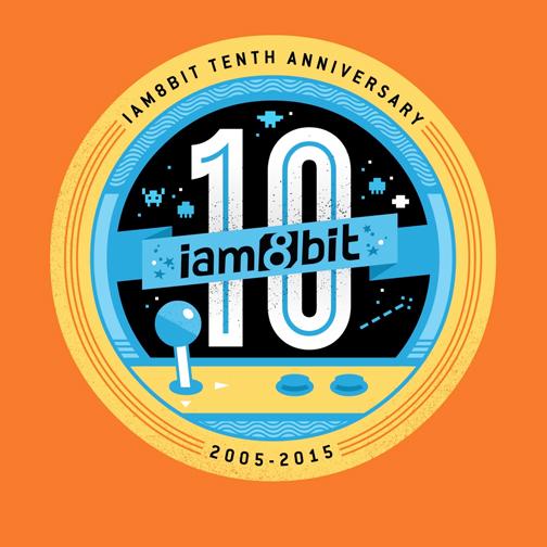 iam8bit 10th anniversary art show platinumfungi custom nes nintendo