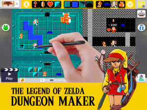 legend zelda dungeon maker platinumfungi